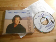 CD Pop Tom Hadley - For Your Blue Eyes Only (3 Song) MCD EMI Presskit sc
