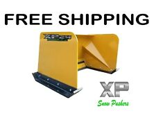 3' Xp24 snow pusher box Toro/Dingo, Thomas, Ramrod, Ditch Witch Free Shipping