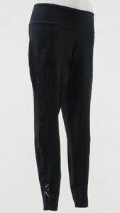 2XU Mid-Rise Activewear Compression Tights Women's Size Large (Black)