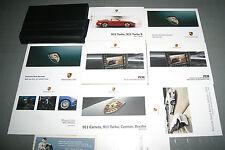 2011 Porsche Turbo 997 911 Owners Manual - SET (w/Navigation Manual)