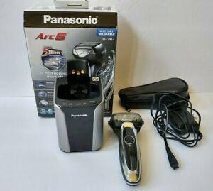 Panasonic ARC5 Electric Razor Men 5 Blades Shaver & Trimmer ES-LV95-s