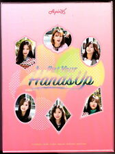 Apink - Put Your Hands Up DVD 3Discs+Photobook+Photocard Sealed