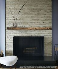 "Fireplace Mantel Amish Cut Kiln Dried | 4"" X 4"" Beam 6 ft Long 