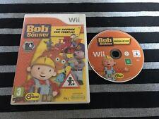 NINTENDO Wii : bob le bricoleur on s'amuse comme des fous