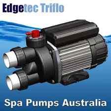Spa Pump Edgetec Triflo Sensa-Touch 1.0 HP Model 6109