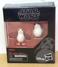 HASBRO STAR WARS THE BLACK SERIES 1:12 PORGS FIGURES