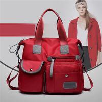 Women Crossbody Bags Nylon Messenger Ladies Hand Shoulder Waterproof Bag S