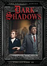 Dark Shadows Collection 18 Dvd Set Episodes Series Barnabas Collins Tv Season R1