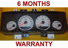 2003 04 05 Dodge Neon SXT Speedometer Instrument Cluster - 6 MONTH WARRANTY