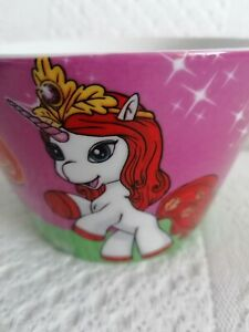 Girls Filly Unicorn Cereal Bowl
