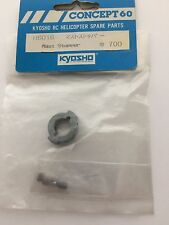 H6016 Kyosho RC Helicopter Concept 60 Mast Stopper New In Package