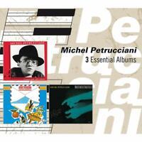 MICHEL PETRUCCIANI - 3 ESSENTIAL ALBUMS  3 CD NEW