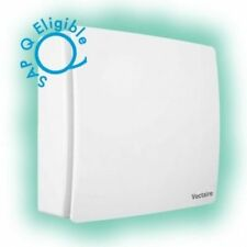 Appareils de chauffage, de climatisation et de ventilation blancs