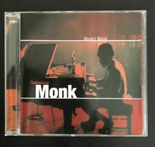 "Thelonious Monk ""Monk's Mood"" (2002) Pre-Owned CD Great Condition"