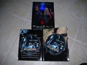 Battlestar Galactica - Seizoen 2 twee 6-DVD BOX Season
