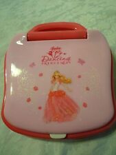 """Barbie 12 Dancing Princesses Learning Interactive Child Lap Top Learning Toy 8"""""""