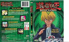 Yu-Gi-Oh:Battle City Duels:Season 2.Vol 3-2001-TV Series Japan-4 Episodes-DVD