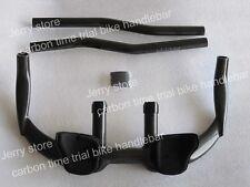 Hot sale!Aero Carbon TT handlebar / integrated time trial handle bar 400mm
