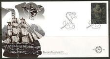 FDC E 637 , E637 Zilveren zegel Piet Hein