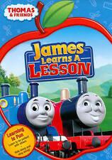 Thomas & Friends: James Learns a Lesson, Good DVD, ,