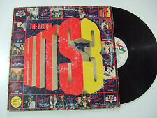 Hits 3 - The Album  - Disco Vinile 33 Giri LP Compilation ITALIA 1985 Pop/Rock