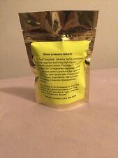 "Blood Pressure reducer ""Dr. Sebi inspired"" Alkaline herbs 100 Vegan capsules"