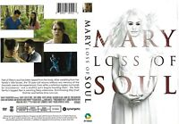 Mary Loss Of Soul (OOP 2015 DVD) Jose Zuniga, Kaylee Bryant