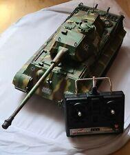 RC Panzer Heng Long Königstiger Pro Version/Metallketten