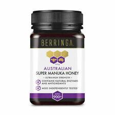 New Berringa Australian Super Manuka Honey MGO 900+ 500g Ultra-High Strength
