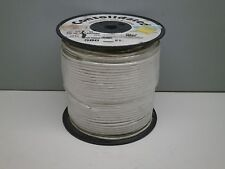 500Ft Consolidated 892-9 Hookup Electronic Wire UL 1015 12-Gauge White 105°C 30M