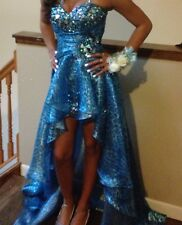 Prom Dress Blue size 00 Juniors