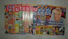 12 x Illustrierte Frauenzeitschriften *   Oktober/ November 2020