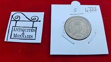 ANTILLES NEERLANDAISES - PIECE DE 1 GULDEN 1989  - REF00004777