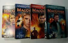 MacGyver - The Complete Season (2,4,5,6 ) Tested ^