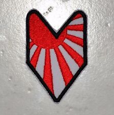 JDM IRON ON PATCH Aufnäher Parche brodé patche toppa Tuning Japan Toyota Nissan