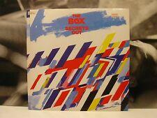 THE BOX (ex CLOCK DVA ) - SECRETS OUT LP EX/NM 1st DUTCH PRESSING 1983 RR 9905