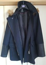 New without Tags Primark Atmosphere Womens Ladies Black Coat UK 18 / EUR 46