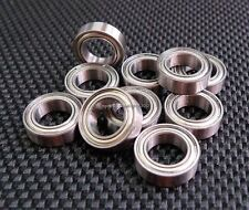 Tamiya 1150 Replacement Ball Bearings Set (10 PCS) MR115zz 5x11x4 5*11*4 Bearing