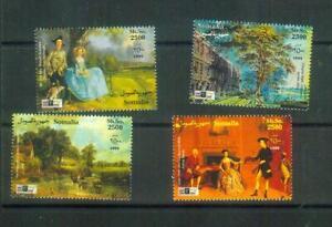 Recht seltene Briefmarken aus Somalia, postfrisch