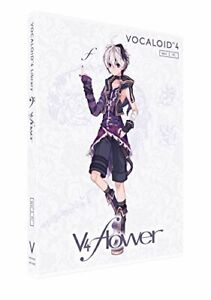 gynoid VOCALOID4 Library v4 flower Vocaloid 4 PC Mac Software DVD from Japan New
