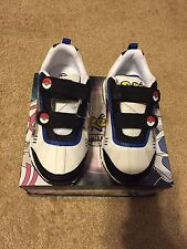 RARE~L@@K~NEW~POKEMON SHOES YOUTH SIZE 13 CARTOON COLLECTIBLE GIFT School