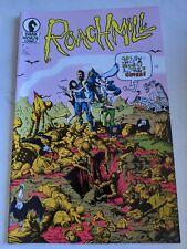 Roachmill #4 November 1988 Dark Horse Comics