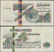 Algeria PNew B410 500 Dinars 2018 @ Ebanknoteshop