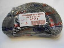 Sj Smith 60114-59114 Aluminum Oxide Sanding Belt / 10 Per Pack 59114