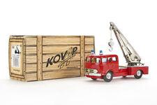 Sammlung Hier Oldtimer Feuerwehr Blech Retro Vintage Standmodell Deko Länge Ca Autos & Busse 42cm Antiquitäten & Kunst