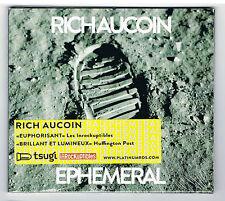RICH AUCOIN - EPHEMERAL - CD 10 TITRES - 2014 - NEUF NEW NEU