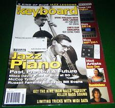 2009 Alesis SR18, Moog MP-201, Image Line Ogun PHAEDRA Keyboard Magazine Reviews