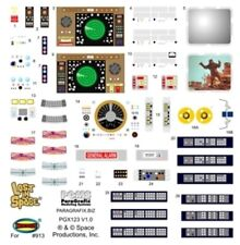 Lost in Space - Jupiter 2 Decal Set for Stock Interior