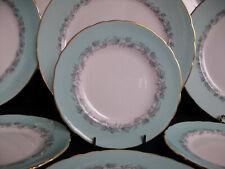 TUSCAN ARISTOCRAT (c.1947+) BREAD & BUTTER PLATE- SCALLOPED! RARE! GREAT!