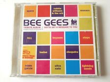 Bee Gees Tribute Album/ Gotta Get A Message To You CD 1998 Brand New